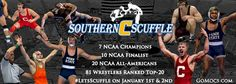 On January 1st & 2nd 7-NCAA Champions, 10 NCAA Finalists & 20 NCAA All-Americans will battle for a Southern Scuffle Title!