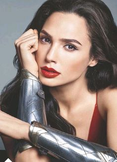 Gal Gadot for «Time», 2016