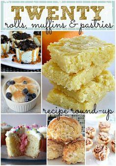 20  Bread Recipes