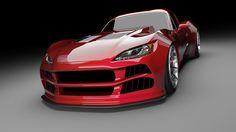 An American-made supercar- The Bailey Blade XTR  This is a true dream car