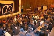 Auditorio Che Guevara: Ante la tortura: autodefensa, autogestión, autonomía y conciencia.