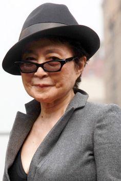 Yoko Ono's surprising choices