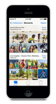 Think of it as the easiest way to share photos, videos, contacts, music, and more with other iOS devices.