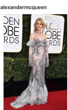 Alexandermcquuen 2017 Nicole Kidman