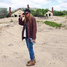 Patti en mode photographe