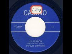 Jacques Desrosiers Le Téléfon / Message Du Président - YouTube Funny Songs, Ferrat, Messages, Text Posts, Text Conversations