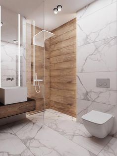 Luxury Bathroom Master Baths Dark Wood is very important for your home. Whether you choose the Luxury Bathroom Master Baths Log Cabins or Interior Design Ideas Bathroom, you will make the best Luxury Bathroom Master Baths Paint Colors for your own life. Wood Bathroom, Bathroom Layout, Bathroom Colors, Bathroom Flooring, Bathroom Ideas, Bathroom Organization, Bathroom Cabinets, Bathroom Mirrors, Bathroom Storage