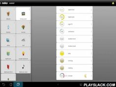 Niko Home Control  Android App - playslack.com , This app allows you to create a central and easy-to-use control system on your smartphone or tablet. The user-friendly interface gives the resident access to all the functions of the Niko Home Control installation, such as lighting, roll-down shutters, gates, heating and ventilation. Also information about the electricity, gas and water consumption will be displayed on the screen.What do I need?Niko Home Control is available in Belgium, the…