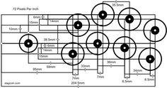 Joystick Controller - Panel Layout