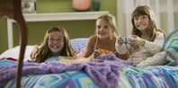 Cheap Slumber Party Ideas for Girls | eHow