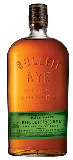 Bulleit Rye Whiskey I drink too much of this
