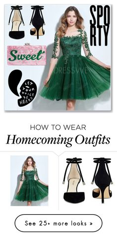 """""""dresswe reviews"""" by dresswereviews on Polyvore featuring Nine West and Edie Parker"""