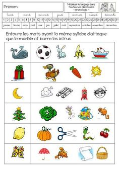 dans le sac de maitresse claire – ~une maitresse Extra~Ordinaire~ in the bag of clear mistress – ~ a mistress Extra ~ Ordinary ~ Maternelle Grande Section, 1st Grade Math Worksheets, French Language Lessons, Language Acquisition, French Classroom, Home Learning, Practical Gifts, Learn French, Ms Gs