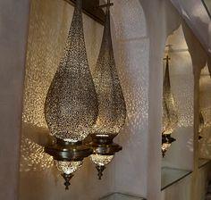 Lanterns Moroccan style ...