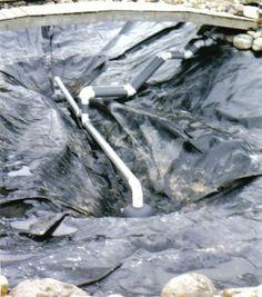 1000 images about pond filtration management on pinterest for Koi pond bottom drain setup