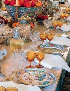 El arte de poner la mesa: 62 sugerencias chic