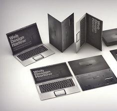 Harlow Web Design businesscards