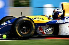 Alain Prost Williams - Renault 1993