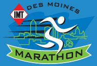 Why yes, I did run the Des Moines Marathon on October 21, 2012, thank you for asking ;-)