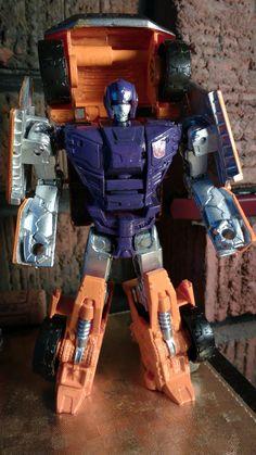 Huffer transformer custom.