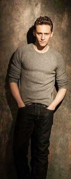 Tom Hiddleston ~ Amazing