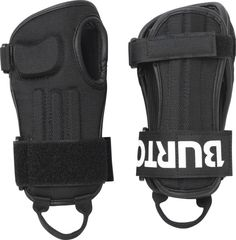 Burton Impact Snowboard Wrist Guards (Pair) Give your wrists the respect they deserve with the stealth protection of the Impact Wrist Guard. The sleek, low profile design easily fits under snowboard gloves for top secret security. Soft padding and easily adjustable Velcro straps keep it comfortable.