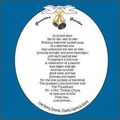 Church 25th Anniversary Poems