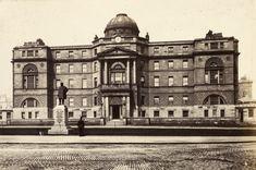 Glasgow Royal Infirmary from South (1792-94) R.&J.Adam Arch Demol.1912.