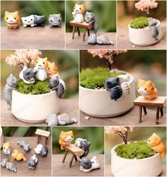 Figurines | Neko Atsume