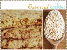 MAY ALL SEASONS BE SWEET TO THEE: Bakery-Style Oatmeal Cookies