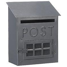 Post box #letterbox
