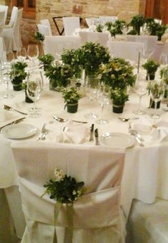 What to do with your chairs and tables (Best of 2014) | best of, centerpieces, chair covers, design, design tips, flowers, frequently asked questions, inspiration, table |  #wedding #Fleria www.fleria.gr