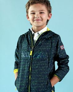 Ensure he is top of the class in style with our Rainforest jacket, featuring fun and vibrant detailing. Young and old Spring Summer 2016, Bomber Jacket, Vibrant, Fun, Jackets, Outfits, Collection, Color, Tops