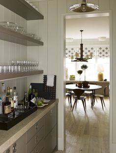 10 Kitchen Pantries With Expert Design