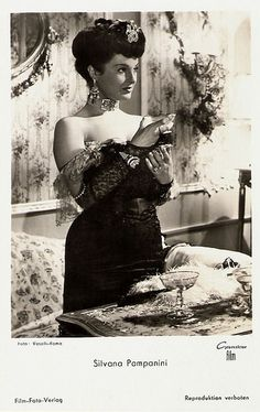 98 Best Silvana Pampanini My Favorites Images
