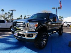 New 2015 Ford F-250 4X4 Lifted Lariat FX4 For Sale in Mesa AZ | VIN: 1FT7W2BT5FEB53226