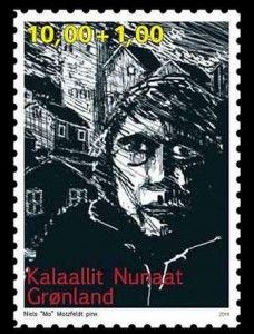 Grönland-Briefmarke-2014
