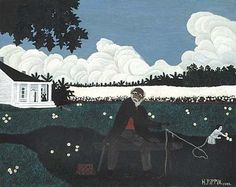 Old Black Joe by Horace Pippin / American Art