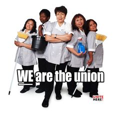 The members ARE the union! @UniteHereUnion