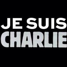 On est tous CHARLIE et unis contre la barbarie et l'obscurantisme.