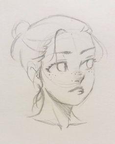 #croquisdujour #manga #portrait #doodle
