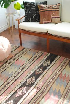 Finding authentic vintage textiles at fair prices can be a challenge! We have a solution: Shop Rug & Weave's new collection of vintage Turkish rugs, Moroccan Rugs, African Mudcloth pillows, Moroccan floor pillows and more this spring >>