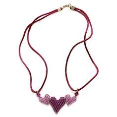 Heart to heart - Bead&Button Magazine