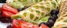 Nejlepší palačinky | NejRecept.cz Kefir, Mojito, Nutella, Sushi, Cabbage, Vegetables, Ethnic Recipes, Christmas, Food