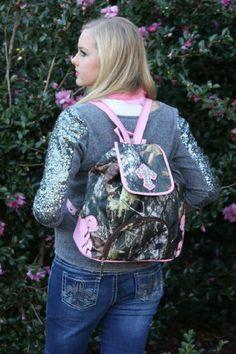 Mossy Oak Pink / Camo Bling Rhinestone Cross Backpack / Convertible Sling Bag / School Book Bag / Day Pack - Camouflage Mossy Oak,http://www.amazon.com/dp/B00IISZ83K/ref=cm_sw_r_pi_dp_A8dItb17M7ZDQTGG #mossyoak #pinkcamo