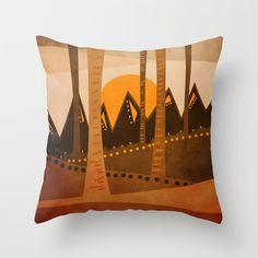 Textures/Abstract 119 Throw Pillow by ViviGonzalezArt - $20.00