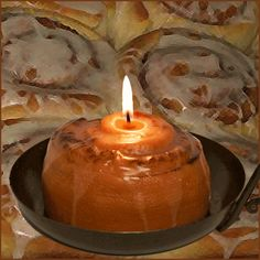 Cinnamon Bun Candle - Candle Factory Store