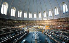 british museum reading room - Google Search