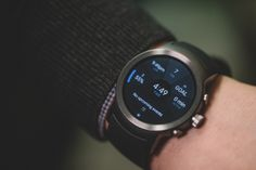 LGs Watch Sport is a big but unexceptional ambassador for Android Wear 2.0