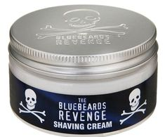The Bluebeards Revenge Luxury Shaving Cream, Rasiercreme-Tigel, Shaving Oil, Shaving Razor, Shaving Brush, Beard Growth, Beard Care, Mens Shaving Cream, Pre Shave, Male Grooming, Revenge